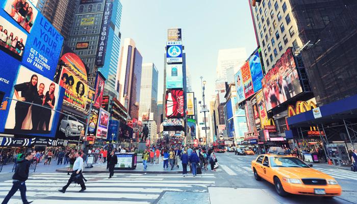 New York ist die teuerste Stadt für Geschäftsreisende. Foto: iStock