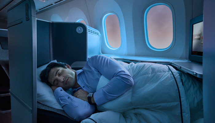 Flug Bewertung Air Canada Boeing 777 200lr Business Class
