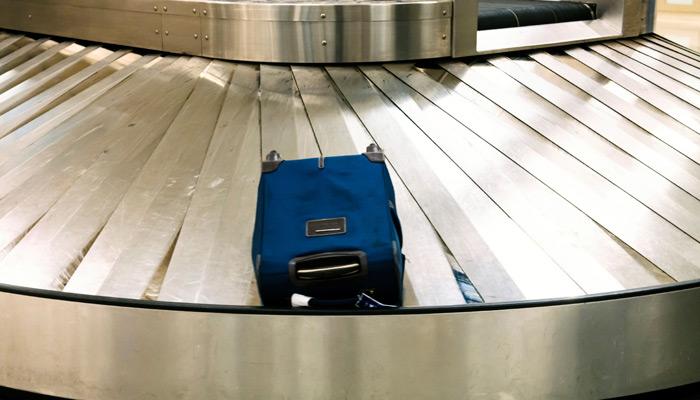 Risiko, dass Gepäck verloren geht