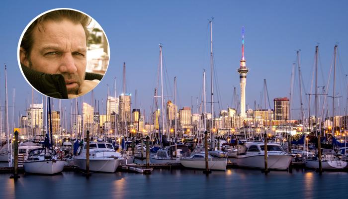Kai Böcking Yachthafen Auckland