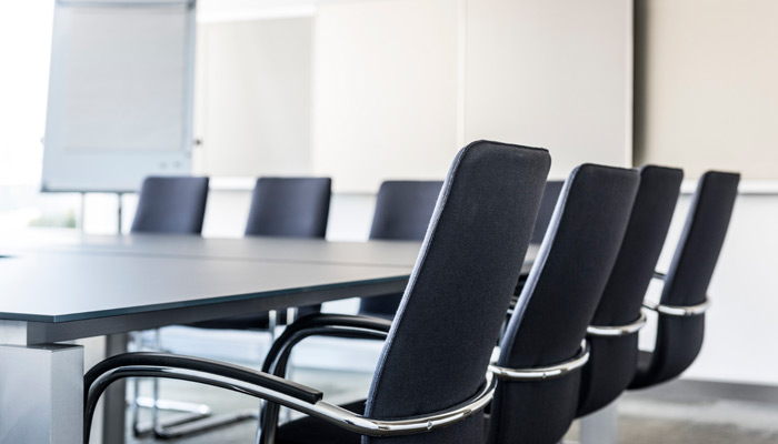 Abgesagte Meetings