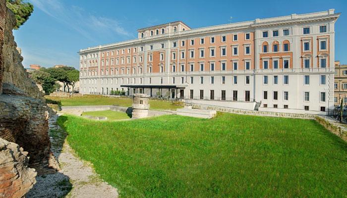 Das neue Hotel der NH Hotel Group in Rom