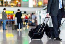Die meisten Geschäftsreisen bleiben in Deutschland. Foto: iStock