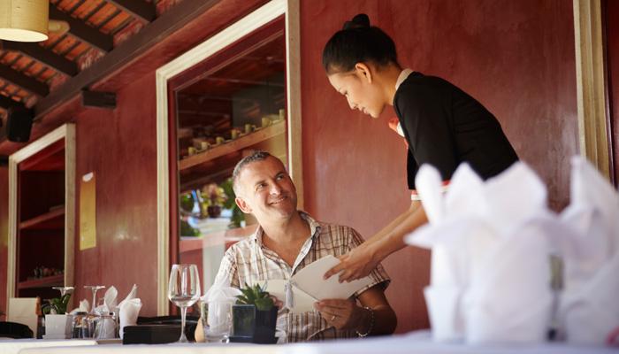 Wie Trinkgeld Geben Hotel Restaurant