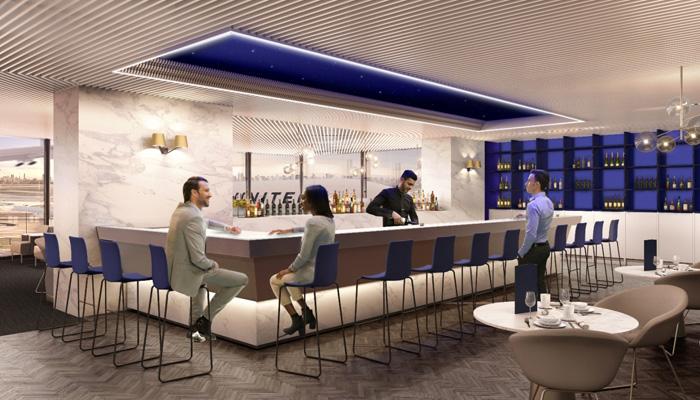 United Polaris Business Class Lounge