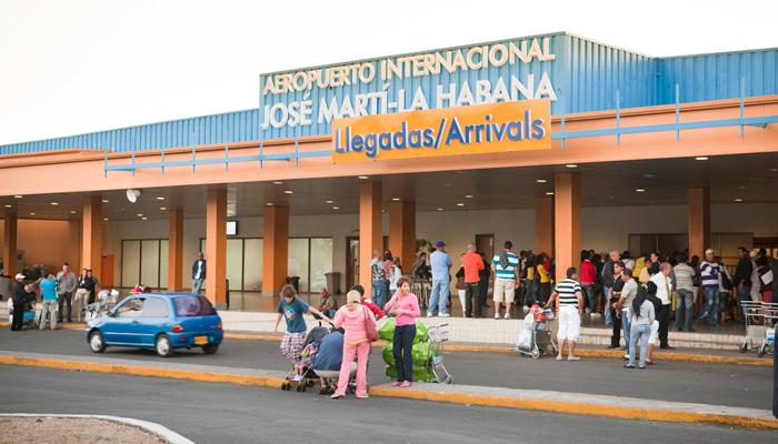 Internationaler Flughafen Havannas