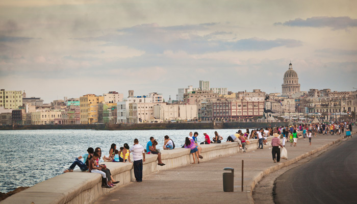 "Promenade ""Malecón"