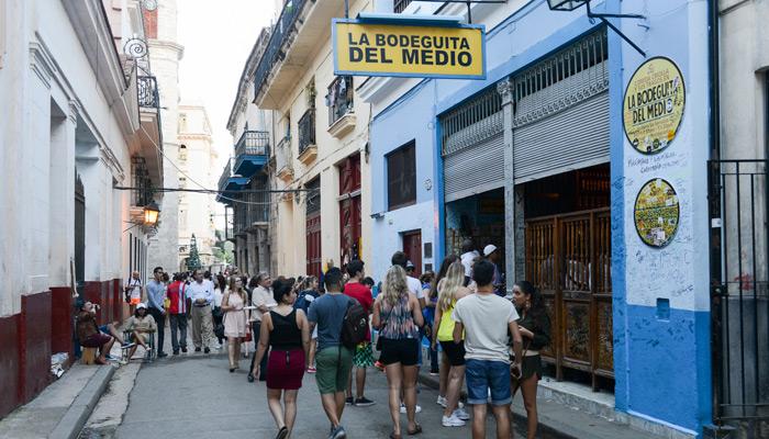 """Restaurant """"La Bodeguita del Medio"""