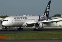 B787-9 der Air New Zealand