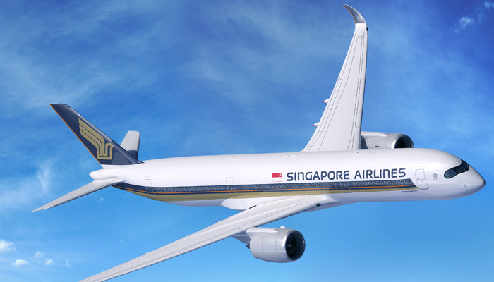 A350 Singapore Airlines