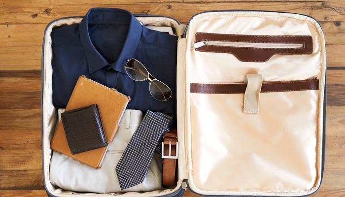 Reisetipps vom easyjet chef business traveller for Minimalistisch leben kleidung
