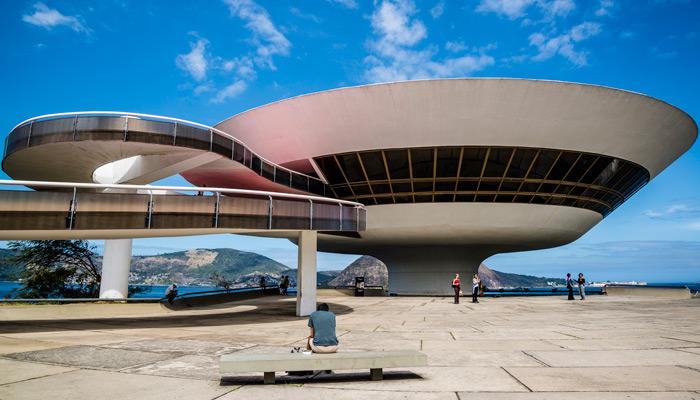 Museu de Arte do Rio. Foto: iStock