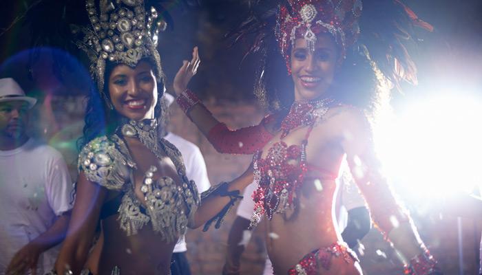 Samba Tänzerinnen. Foto: iStock