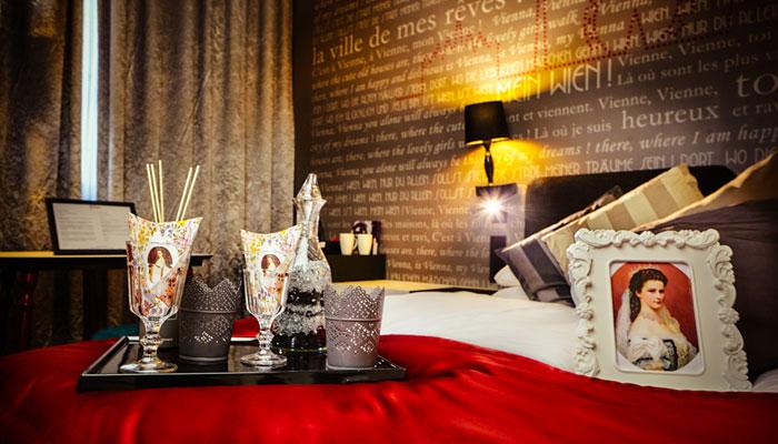 Accor Hotels Mitarbeiter Gestalten Motto Zimmer