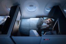 """Privatangelegenheit: Ab 2017 will Delta mit der """"Delta One Suite"""" im A350 fliegen. Foto: Delta Air Lines"""