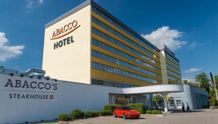 Abacco Hotel Außenansicht