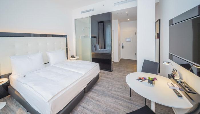 Innside by meli leipzig neues business hotel f r die for Design hotel leipzig