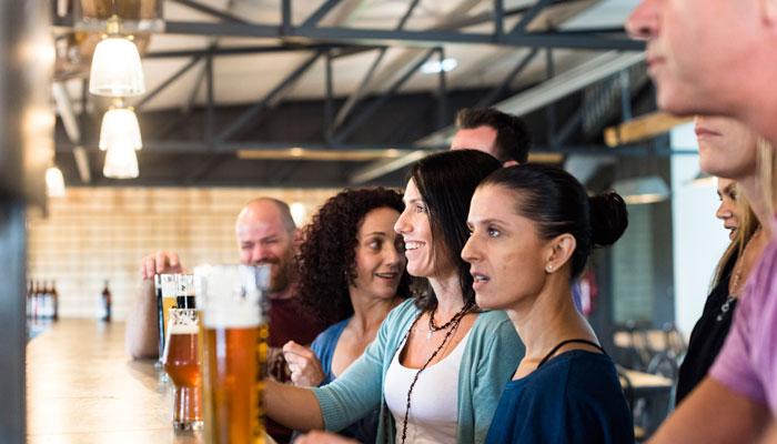 Bierverkostung Kapstadt