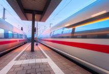 Verzögerungen im Bahnverkehr. Foto: iStock