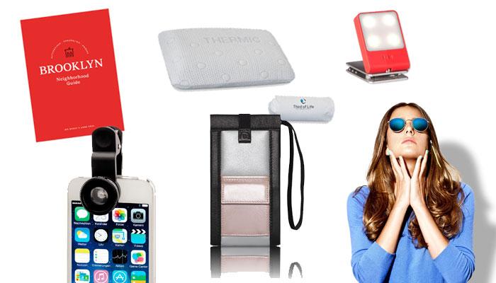 Koffer-Raum Gadgets für die Reise