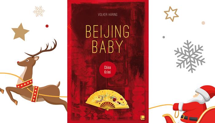 Buchcover Beijing Baby