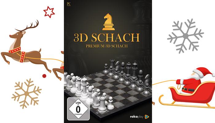 Cover 3D Schach