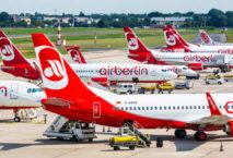 Air Berlin stellt Insolvenzantrag - der Flugbetrieb soll weiterlaufen. Foto: iStock