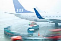 Kälte und Schnee beeinträchtigen den Flugverkehr in Stockholm. Foto: iStock