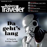 Cover des Business Traveller 1/2017