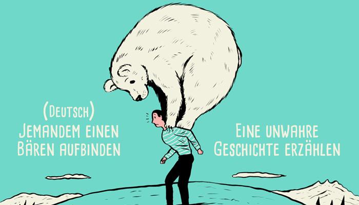Redewendung in Deutschland