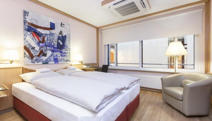 Allergikerzimmer im Derag Livinghotel Großer Kurfürst Berlin
