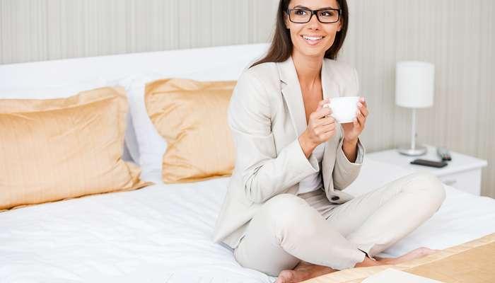 Eine Geschäftsreise privat verlängern - warum nicht? Foto: Hotel.de