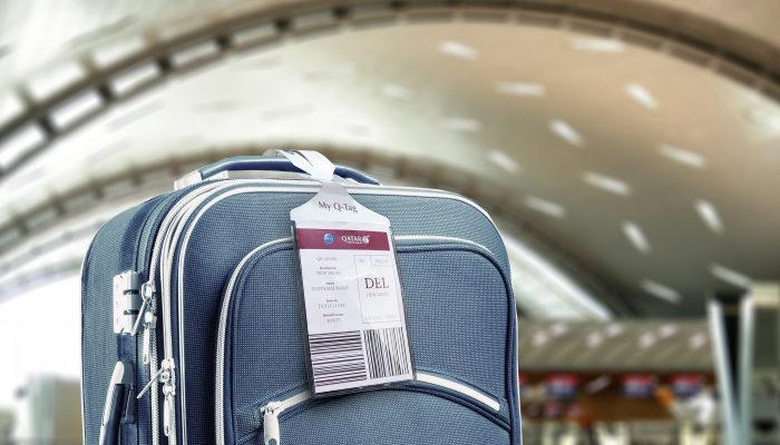 Qatar Airways erhält Zertifizierung für Gepäckverfolgung. Foto: Qatar Airways
