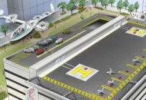 Ubers fliegende Taxi-Pläne. Foto: Uber
