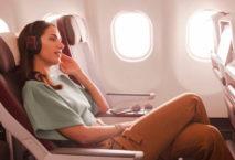 Die neue Premium Economy von Iberia. Foto: Iberia
