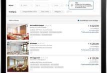 Schnelles Buchen über das Meeting & Event Instant Booking Tool. Foto: NH Hotel Group