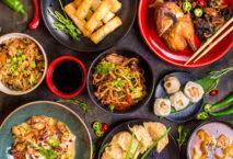 Chinesisches Essen ist gesund. Foto: iStock
