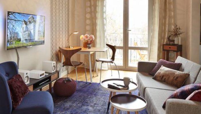 villa salve serviced apartments business traveller. Black Bedroom Furniture Sets. Home Design Ideas