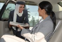 Der Chauffeur-Service ist nur noch in Abu Dhabi kostenlos. Foto: Etihad