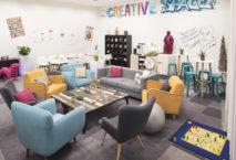 Kreative Meetings im Innside by Meliá Hamburg Hafen. Foto: Meliá Hotels
