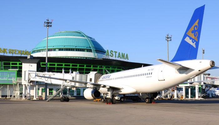 Astana mit neuer Verbindung ab Frankfurt. Foto: Air Astana