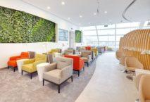 Skyteam-Lounge in Peking. Foto: Skyteam