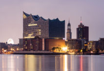 Sperrgebiet zum G20-Gipfel: die Elbphilharmonie. Foto: iStock