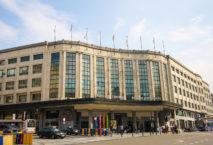 Stärkere Kontrollen am Zentralbahnhof in Brüssel geplant. Foto: iStock