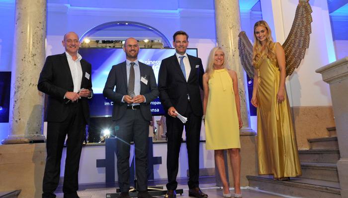 Beste Airline für Geschäftsreisende im Deutschland- und Europaverkehr