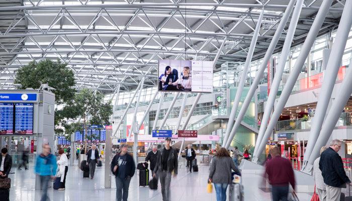 Kostenloses Wlan Am Dusseldorfer Flughafen Business Traveller