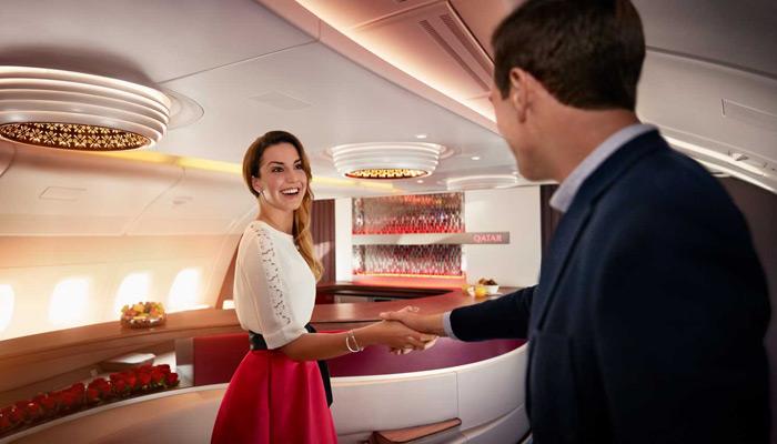 1. Platz: Qatar Airways