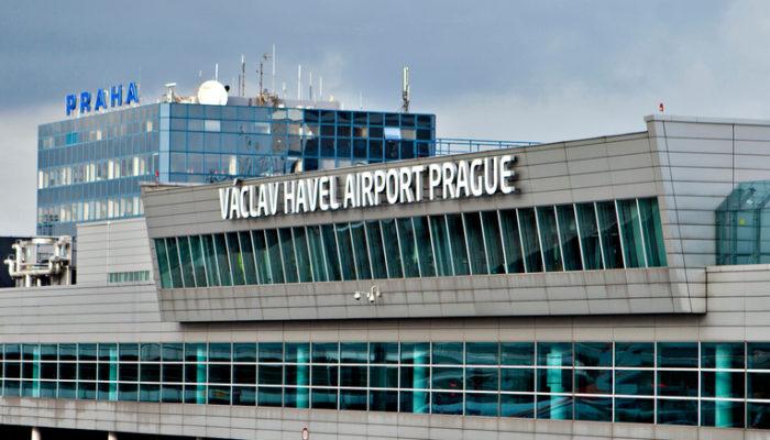 Flughafen Prag. Foto: iStock