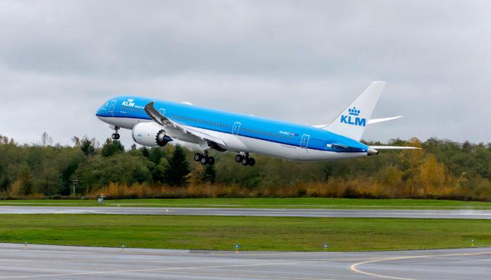 KLM erweitert Social-Media-Services. Foto: KLM