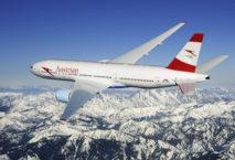 Austrian führt Airail auf der Strecke Salzburg-Wien ein. Foto: Austrian Airlines